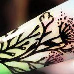 Nature Beauty Sheer Pigment Coloring Stamping Nail Art